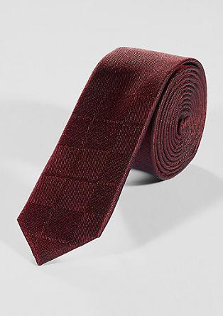 Tonig gemusterte Krawatte