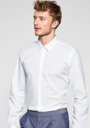 Modern Fit : chemise stretch de s.Oliver