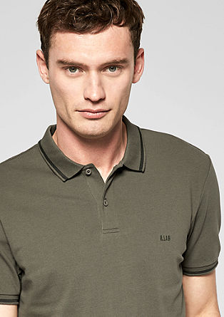 Polo majica iz raztegljivega pikeja