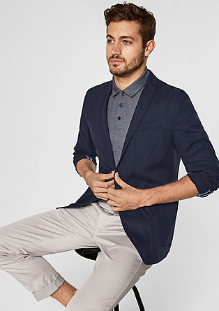 Napoli Slim: summer sports jacket from s.Oliver