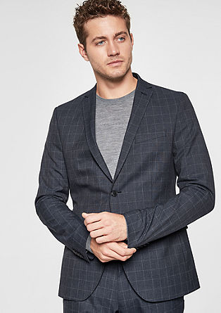 Cosimo Flex Slim: stretch sports jacket from s.Oliver