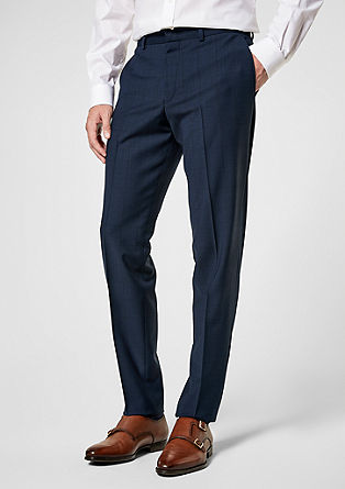 Cosimo Flex Slim: super stretch trousers from s.Oliver