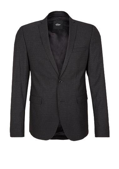Buy Cesano Slim  Patterned stretch suit   s.Oliver shop da15678eac