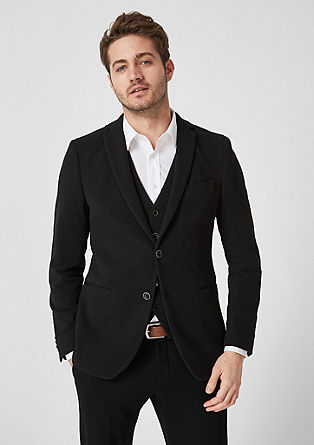 Cosimo Flex Slim: fashionable sports jacket from s.Oliver