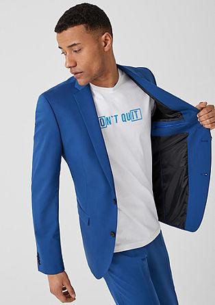Slim: Suknjič za k obleki iz streča