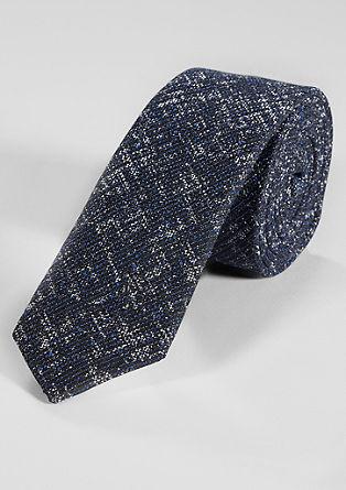 Kravata z žakardskim vzorcem