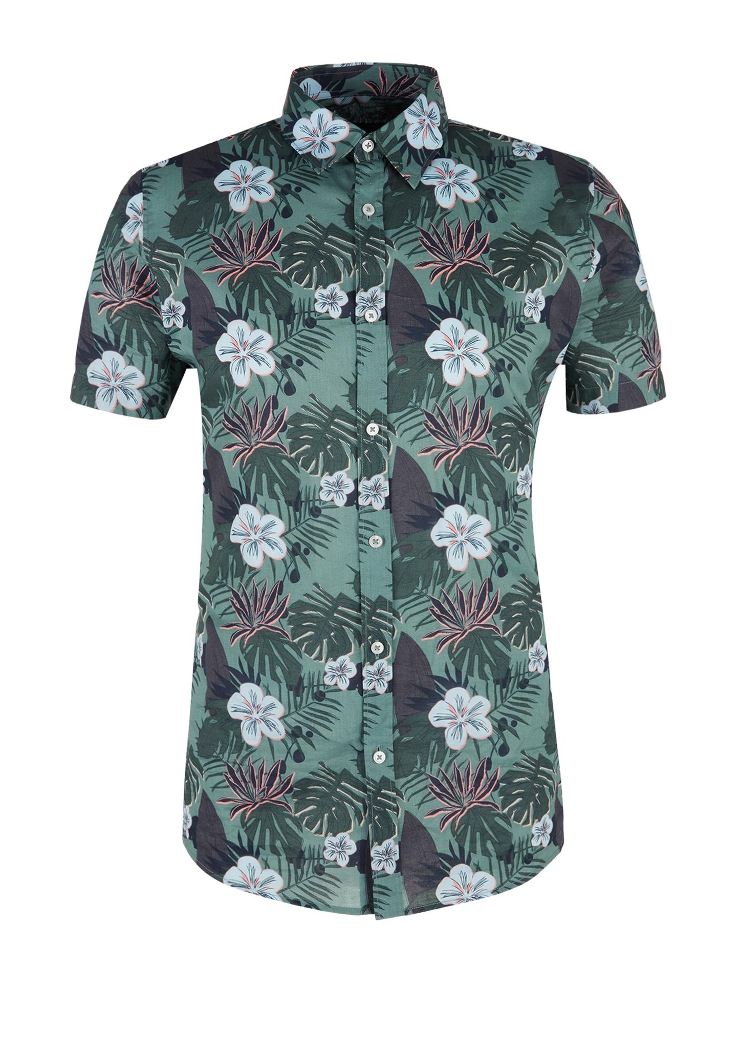 Freizeithemd | Bekleidung > Hemden > Freizeithemden | Blau | 100% baumwolle | s.Oliver BLACK LABEL
