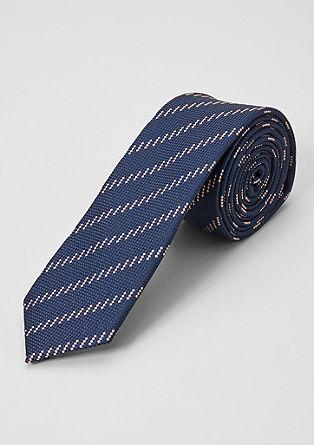 kravata iz svilene mešanice