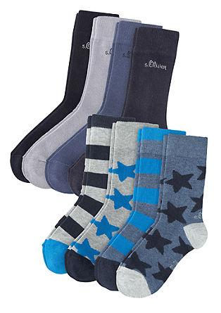 8er-Pack Socken