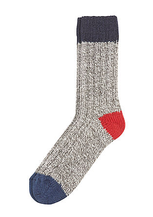 Pletene nogavice iz volnene mešanice