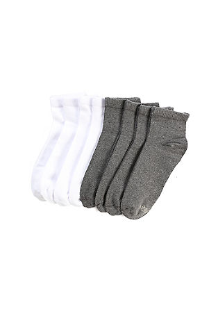 8er-Pack Kurzsocken