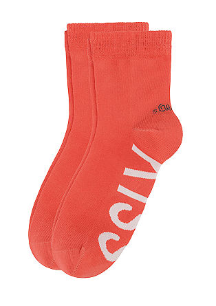2er-Pack Statement-Socken