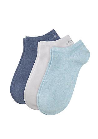 3er-Pack Sneaker-Socken