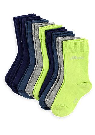 9 parov nogavic