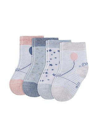 Cadeauset met 4 paar sokken