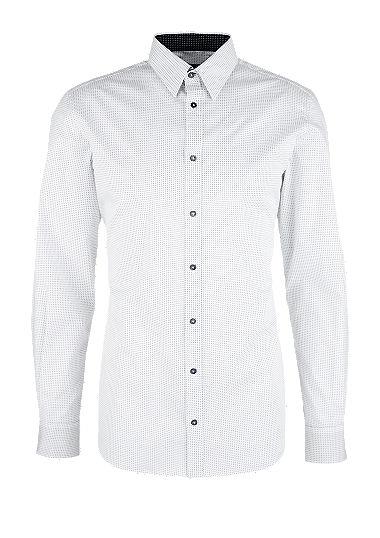 Shirt gemaakt van elastische kwaliteit
