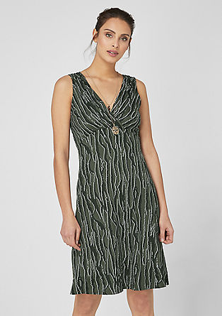Cache coeur jersey dress from s.Oliver