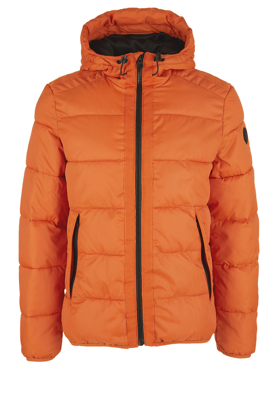 run shoes size 7 huge selection of Buy Quilted jacket with a honeycomb texture | s.Oliver shop