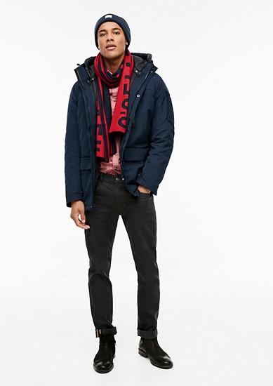 2-in-1: Outdoor-Jacke mit Steppjacke