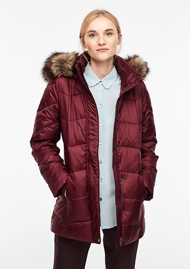 save off ff401 47383 Daunenjacken für Damen bequem im s.Oliver Online Shop kaufen