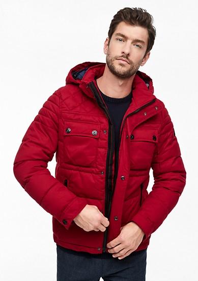 BIONIC-FINISH® jas in wollen look