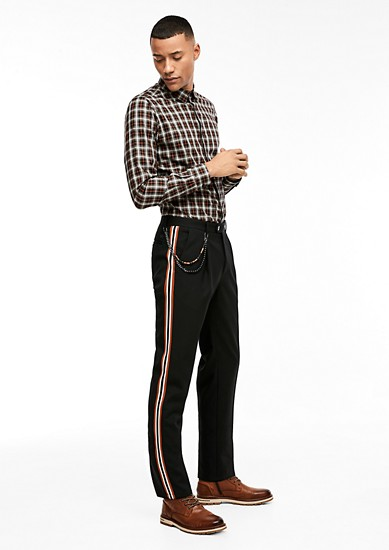 Relaxed: modieuze pantalon