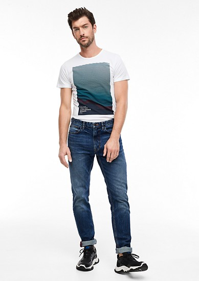Cone Tapered: Bluejeans