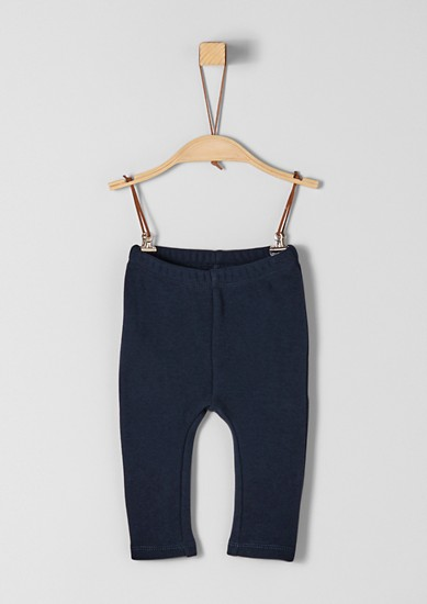 Thermal fleece tracksuit bottoms from s.Oliver