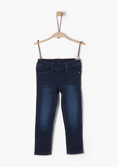 Tregíny: strečové džíny