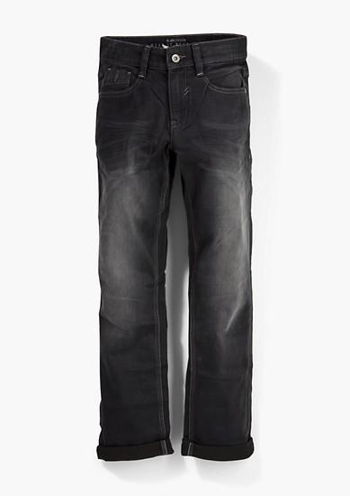 Pete: tople raztegljive jeans hlače