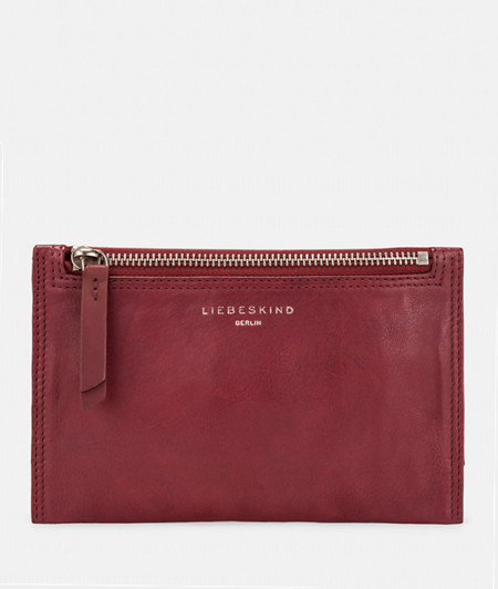 Soft leather make-up bag from liebeskind