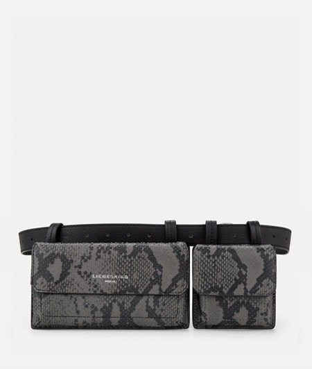 Two-piece modern belt bag from liebeskind