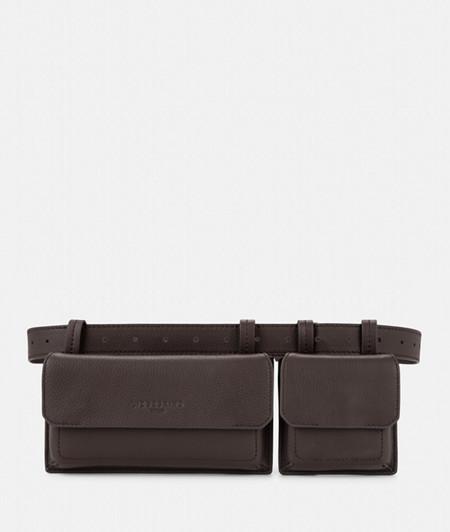 Two-piece modern belt bag from liebeskind