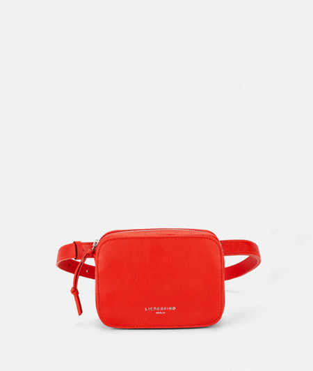 Box-shaped belt bag from liebeskind