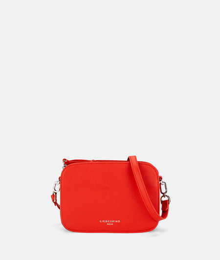 Box-shaped shoulder bag from liebeskind