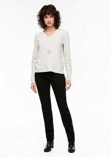 Smart Straight: jean noir de s.Oliver