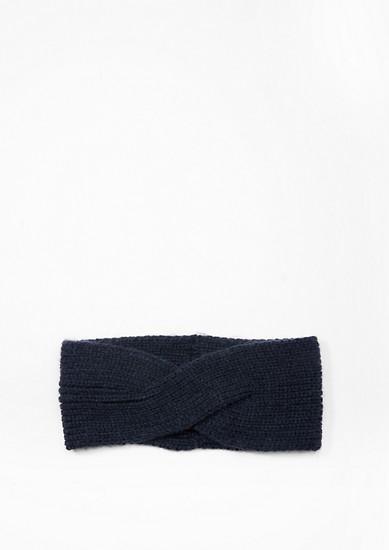 Stirnband mit Wickel-Effekt