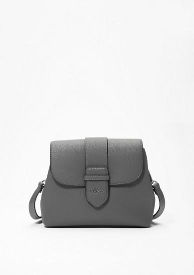 City Bag mit Zierriegel