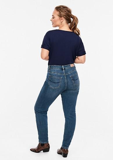 Fancy Boyfriend: Strečové džíny