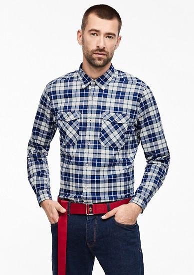 Regular: košile skárem