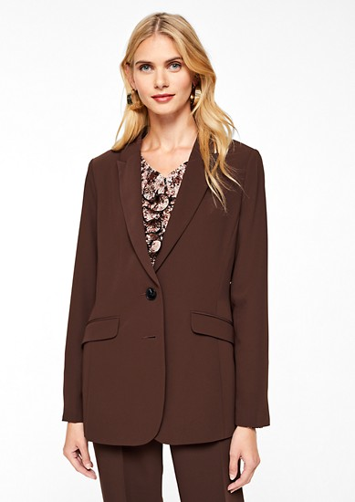 Eleganter Businessblazer