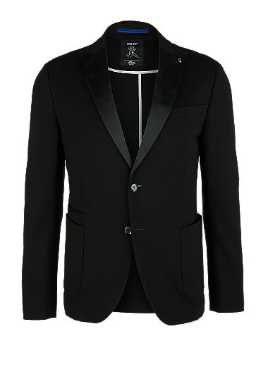 Slim: tracksuit suit dinner jacket from s.Oliver