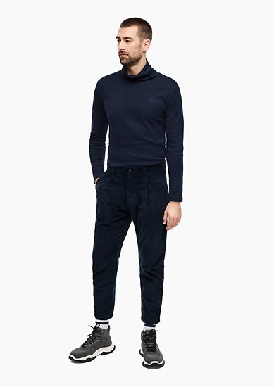 Tubx regular fit: corduroy chino