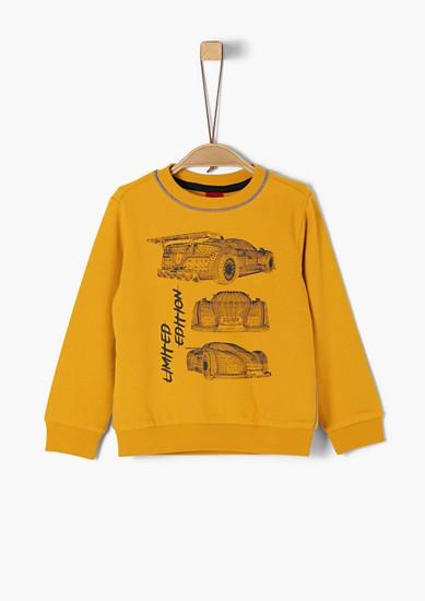 Sweatshirt met automotief