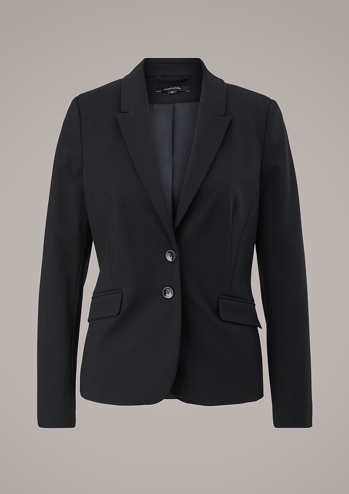 Blazer in Unicolor