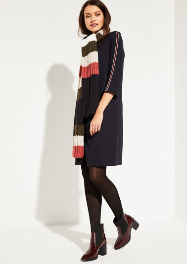 Chunky knit in a ribbed look from comma