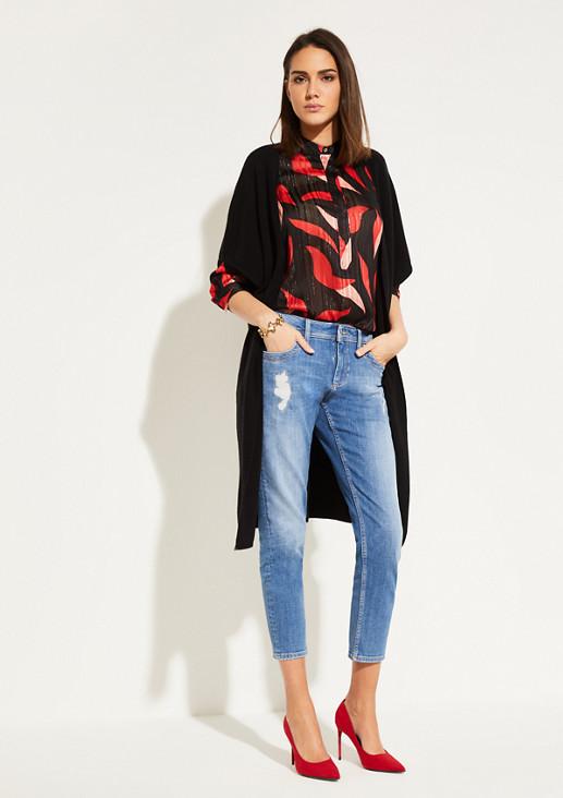 7/8 Jeans im Vintagelook