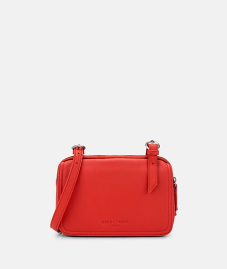 Soft leather shoulder bag from liebeskind