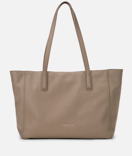 Soft leather shopper from liebeskind