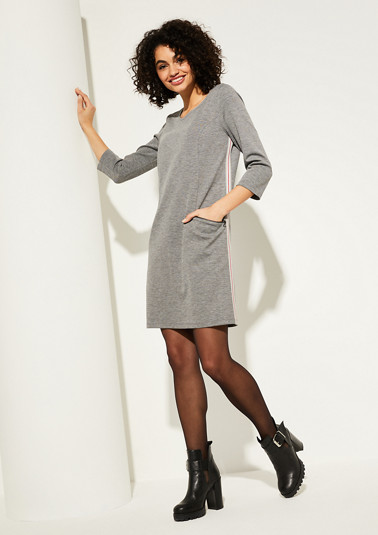 Jersey dress from comma